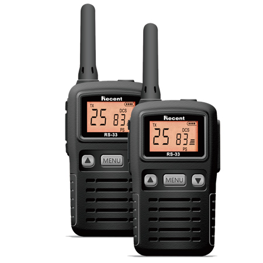 RS-33 U段模拟手持机